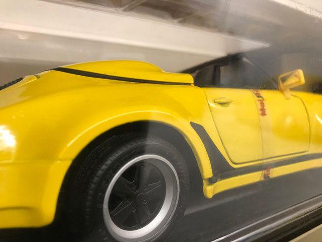 Porsche Speedster Carrera Maisto IMPECÁVEL - Foto 6