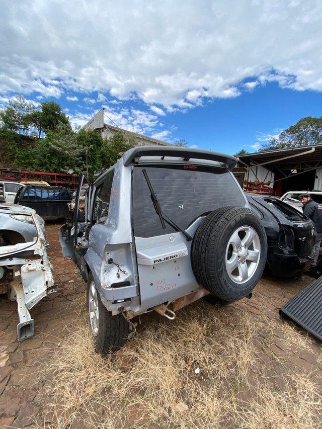 Sucata para retirada de peças- Mitsubishi TR4 2009