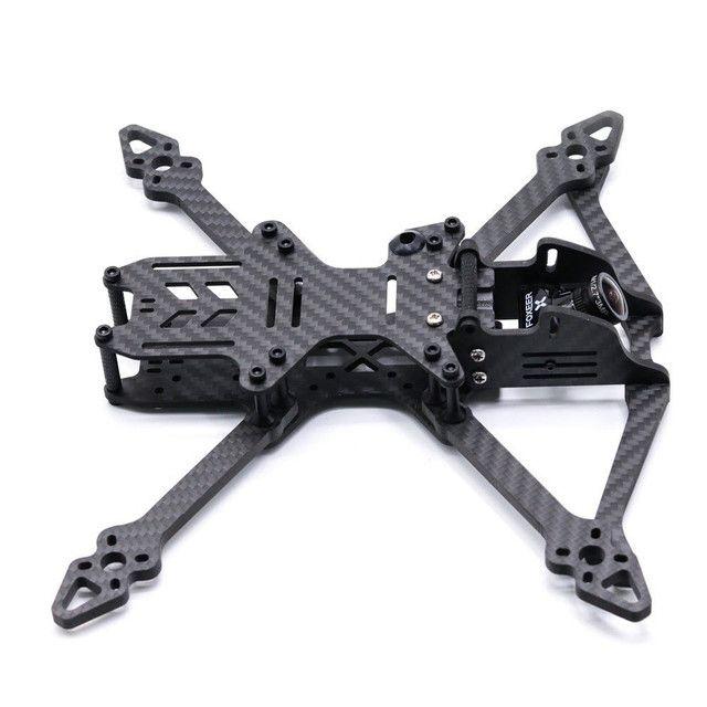 Frame em fibra de carbono para drone racer - Foto 3