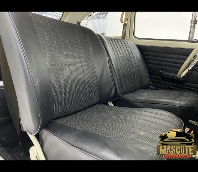 Fusca 1300 1970 *top*apenas 55.000kms*placa preta*financio direto - Foto 20