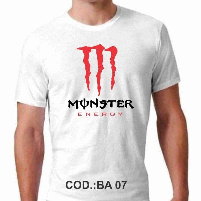 Camiseta Monster - Foto 3