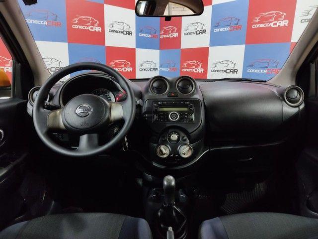 Nissan March 1.6 16V S (Flex) - Foto 6