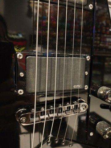Guitarra Jackson Performer Flying V Randy Rhoads EMG 81 85 - Foto 4