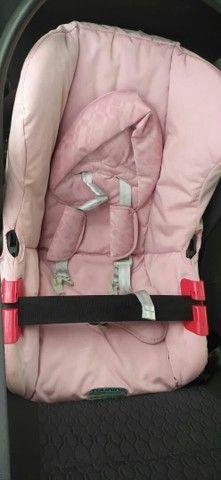 Bebê Conforto Burigotto, Rosa, Até 13 kg<br><br> - Foto 2