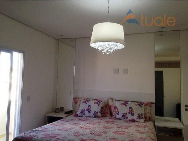 Casa com 3 dormitórios à venda, 260 m² por R$ 1.200.000,00 - Jardim Green Park Residence - - Foto 17