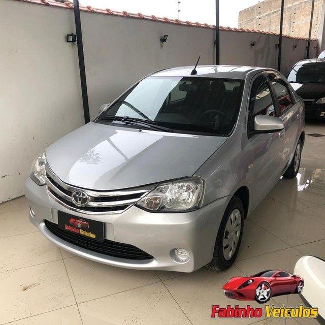 Toyota Etios Sedan XLS 1.5 (Aut) (Flex) - Foto 3
