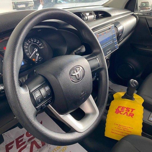 Toyota Hilux 2.8 Narrow 4x4 CD 2018 Diesel Manual (81) 9 9124.0560 Brenda - Foto 6