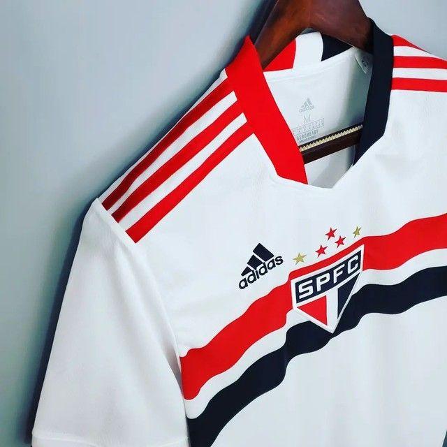 Camisa do São Paulo n° 1 Premium - Foto 2