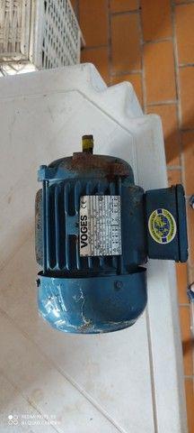 Motor elétrico 3/4cv