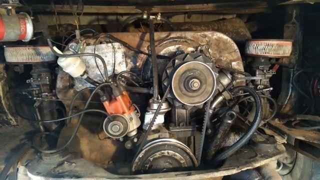 Latas do motor Fusca Kombi jogo completo - Foto 2