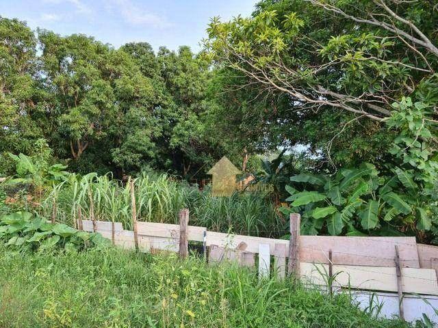 Terreno à venda, 360 m² por R$ 55.000,00 - Parque das Mangabeiras - Várzea Grande/MT