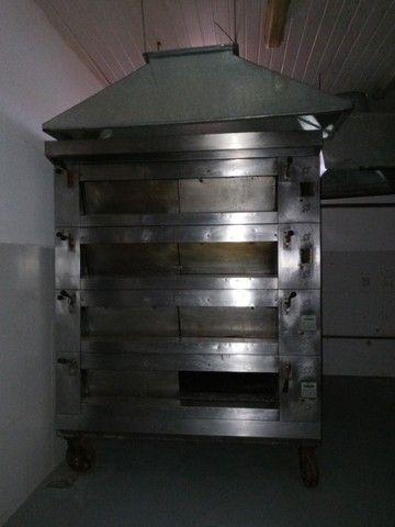 Forno de lastro - 4 portas
