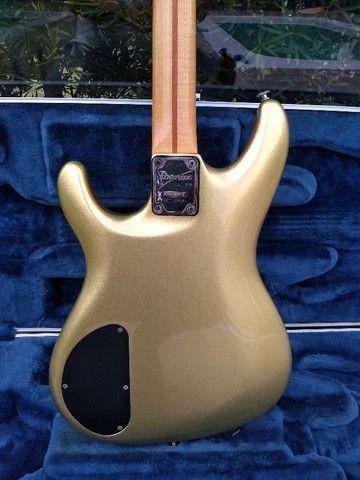 Guitarra Ibanez JS2000 Joe Satriani Signature Impecável! - Foto 6