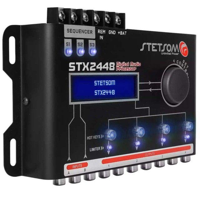Processador de Áudio Digital Stetsom STX2848