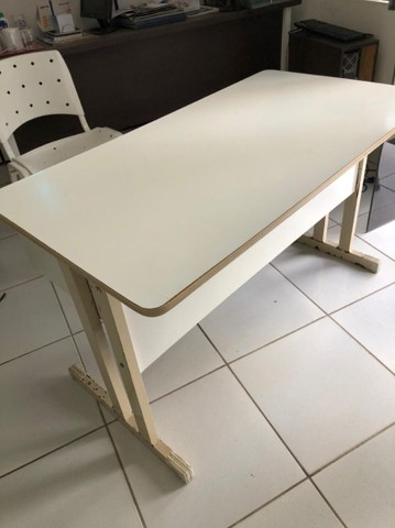 Gaveteiro e mesa a venda  - Foto 2
