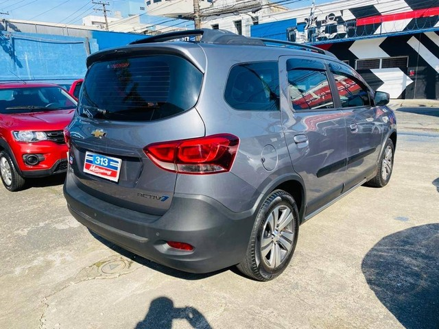 SPIN 2018/2019 1.8 ACTIV7 8V FLEX 4P AUTOMÁTICO - Foto 6