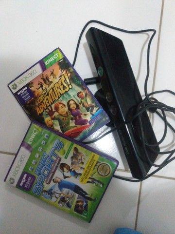 Vendo Xbox 360 em perfeito estado - Foto 4
