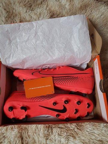 Chuteira Nike Mercurial Pra HOJE! Oportunidade - Foto 2
