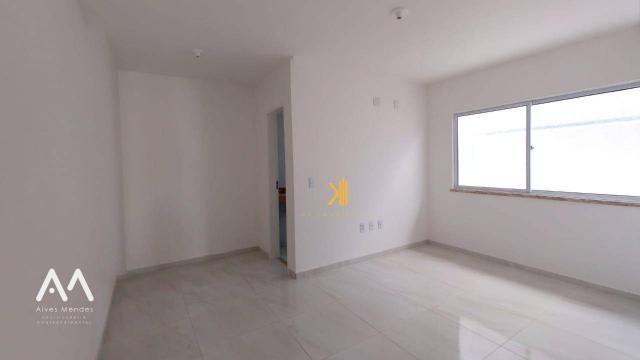Casa Plana com 3 dormitórios sendo 2 suítes à venda, 90 m² por R$ 229.000 - Encantada - Eu - Foto 2