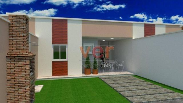 Casa à venda, 85 m² por R$ 160.000,00 - Centro - Itaitinga/CE - Foto 6