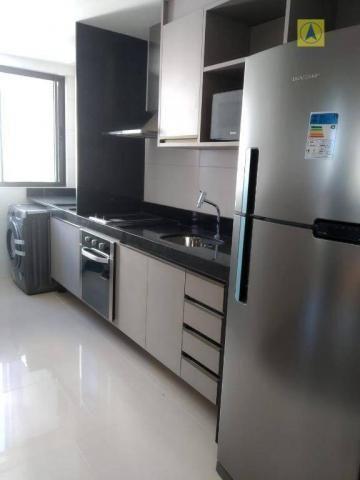 Beach Class - 26° andar - Apartamento mobiliado - Boa viagem - Recife - Foto 3