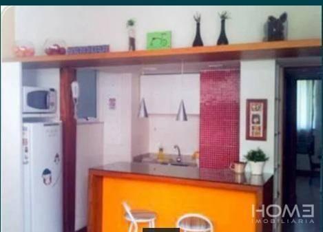 Lindo apartamento mobiliado 1 dormitório à venda, 40 m² por R$ 550.000 - Copacabana - Rio  - Foto 3