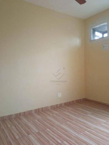 Apartamento com 3 dormitórios para alugar, 57 m² por R$ 980,00/mês - Jardim Aeroporto - Vá - Foto 9
