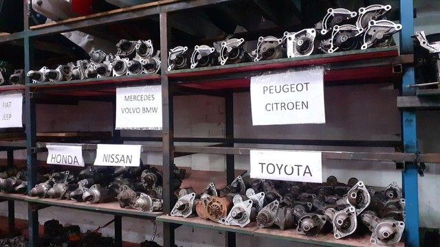 Motor de arranque/ motor de partida  - Foto 2