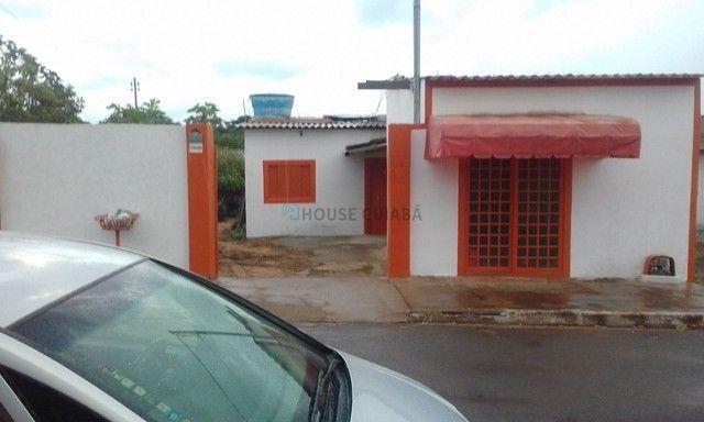 Vendo casa no bairro Planalto em Cuiabá