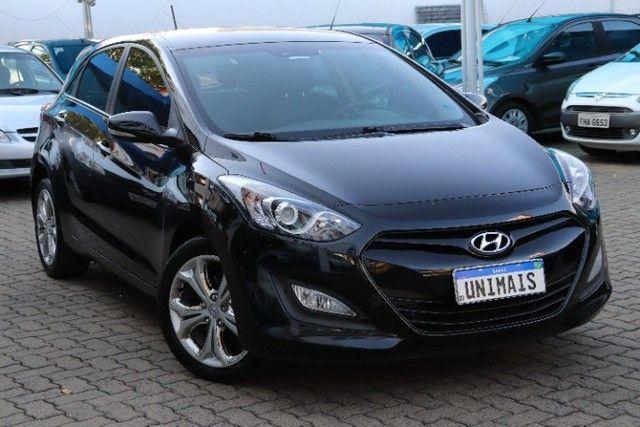 Hyundai i30 1.8 gasolina, automatico+ mulmidia baixo km, unico dono!