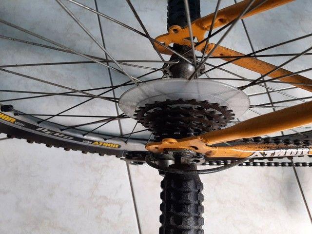 Bicicleta Athor aro 26 18 marchas  - Foto 5