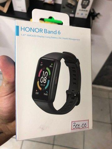 honor band 6 pulseira inteligente
