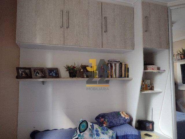 Apartamento com 2 dormitórios à venda, 48 m² por R$ 250.000,00 - Parque Jandaia - Carapicu - Foto 13