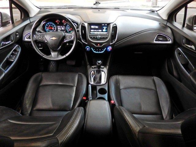 Chevrolet Cruze 1.4 Turbo LT Automático 2017 Impecável - Foto 5
