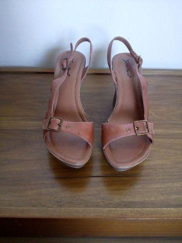 Sapato alto - plataforma