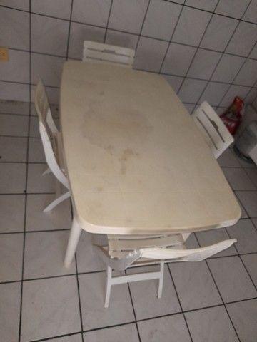 Mesa de plástico  - Foto 2