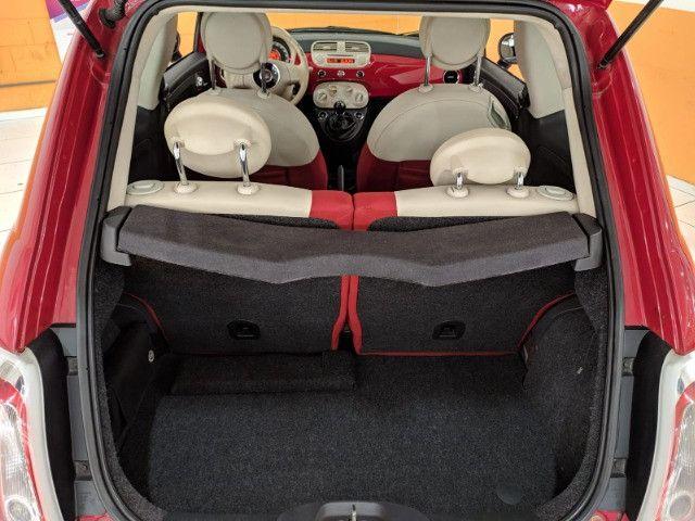 FIAT/ 500 Cult 1.4 2012 Mecânico - Foto 11