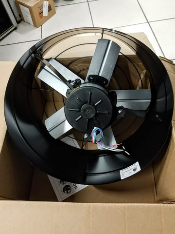Exaustor 40cm Baixo Ruído + Chave Reversão Blindado E Bivolt - Foto 3