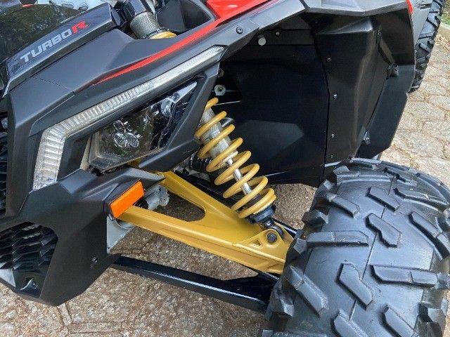utv quadriciclo can am maverick x3 xrs 1000 turbo 2018 ( 172HP )  - Foto 8