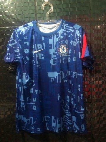 Camisas de time qualidade top de primeira linha semelhante a tailandesas - Foto 3