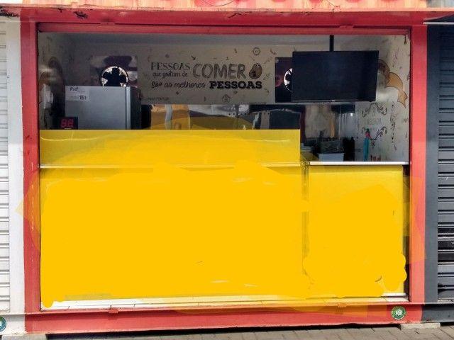 Instalações food truck Manaira