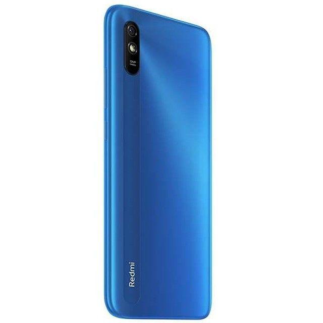 "Smartphone Xiaomi Redmi 9i Dual SIM 64GB de 6.53"" 13MP / 5MP OS 10 - Sea Blue<br><br>"