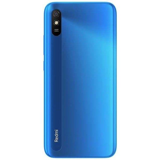 "Smartphone Xiaomi Redmi 9i Dual SIM 64GB de 6.53"" 13MP / 5MP OS 10 - Sea Blue<br><br> - Foto 2"