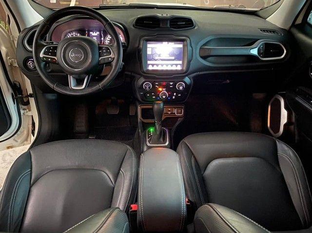 Jeep Renegade Longitude 1.8 Flex At Mod 2019 Km 34.000 Impecável Prestige Automóveis - Foto 7