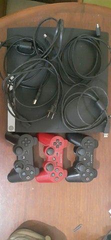 Console de PS3 completo  - Foto 2