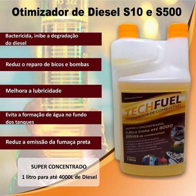 Aditivo Otimizador Diesel - Foto 2