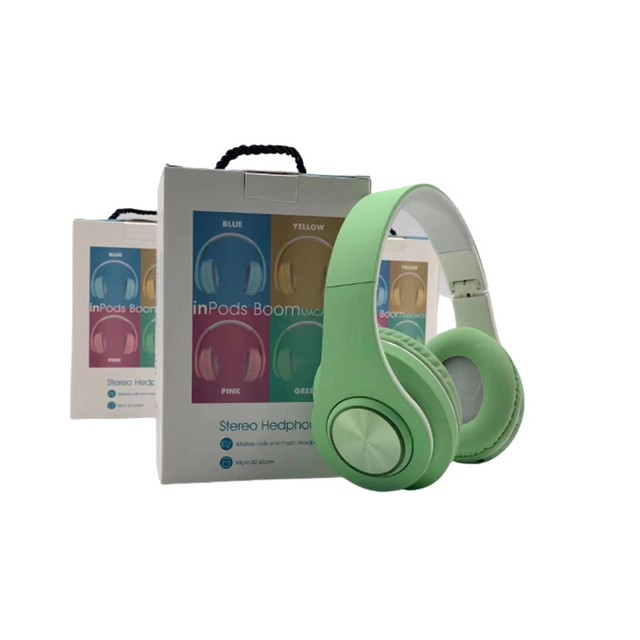 Headphone Boom bluetooth