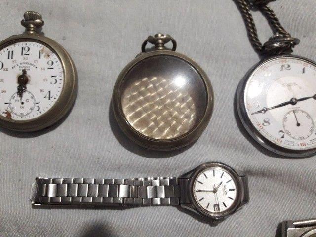 Relógios Seiko antigos. - Foto 2
