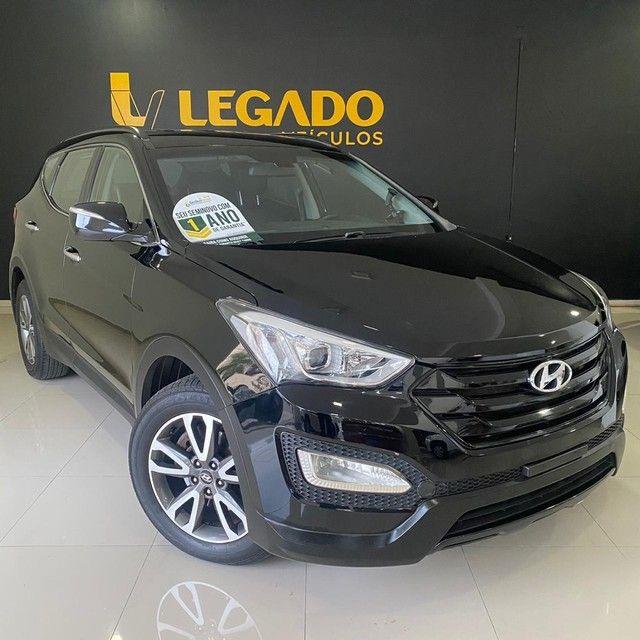 Hyundai Santa Fe 3.3 V6 2014  - Foto 2