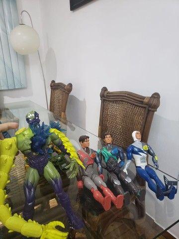Bonecos originais Max Steel, oportunidade única!! - Foto 4